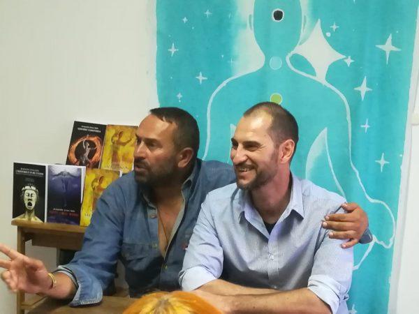 Armando Zoff e Tiziano Cerulli
